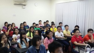 Seminar UPSR 2015 B
