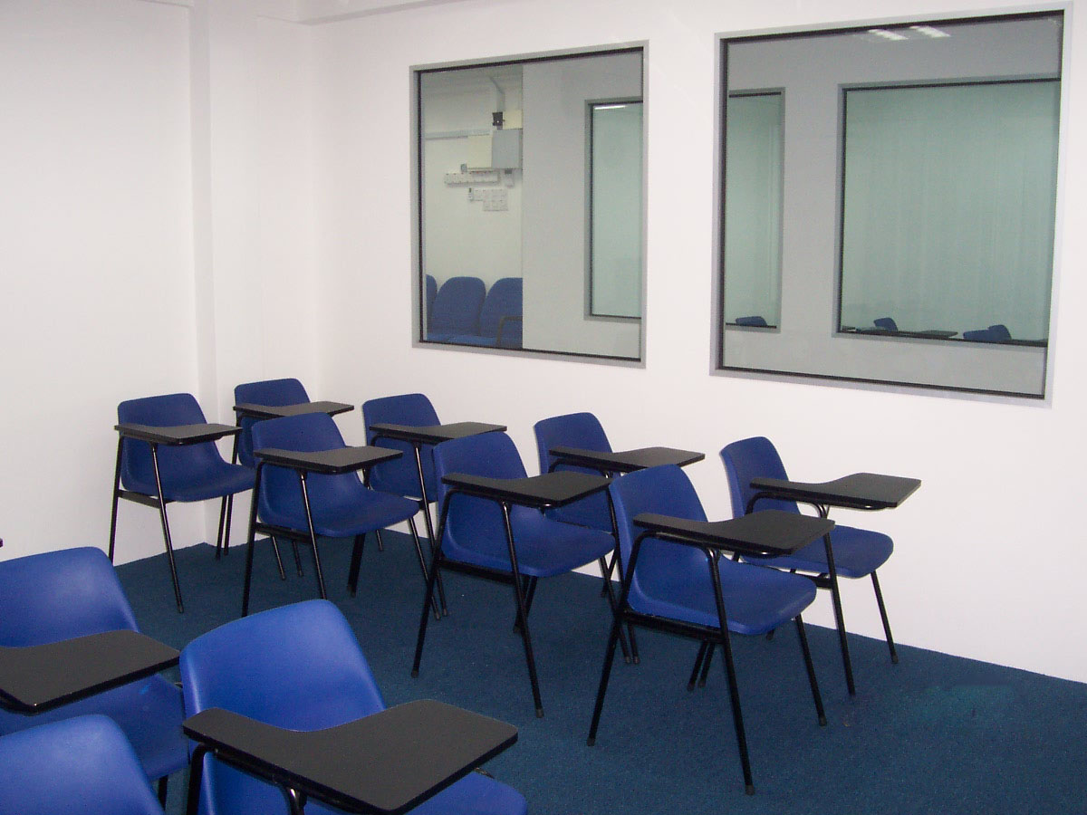 Transparent classroom